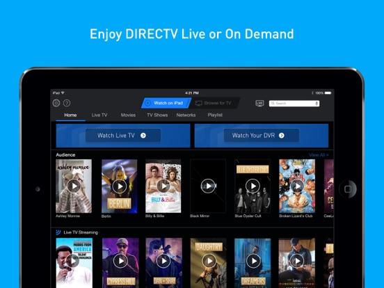 DIRECTV App for iPad | App Price Drops