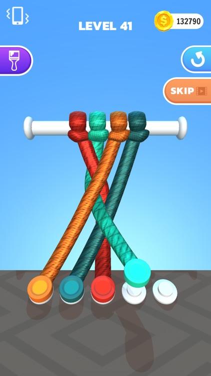 Tangle Master 3D screenshot-9