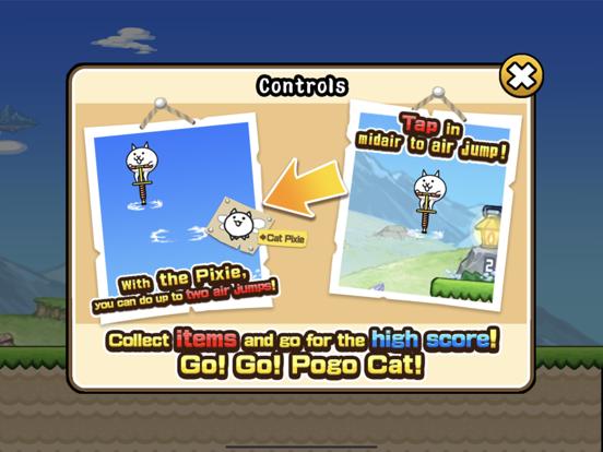 Go! Go! Pogo Cat screenshot 12
