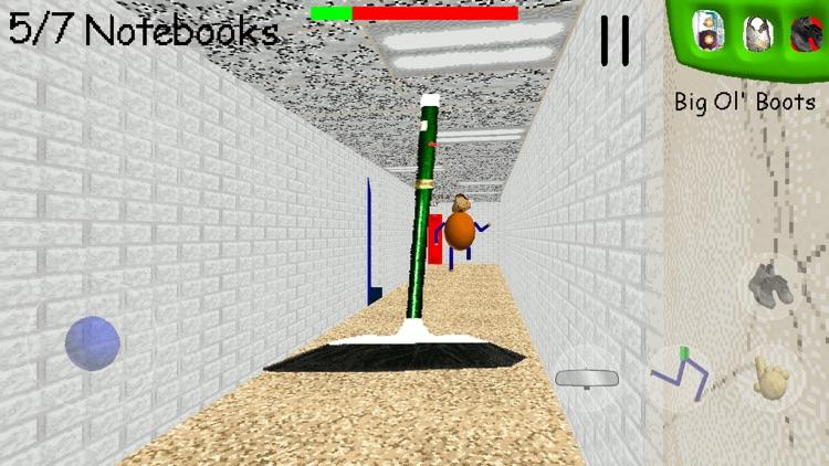 Baldi's Basics Classic screenshot-7