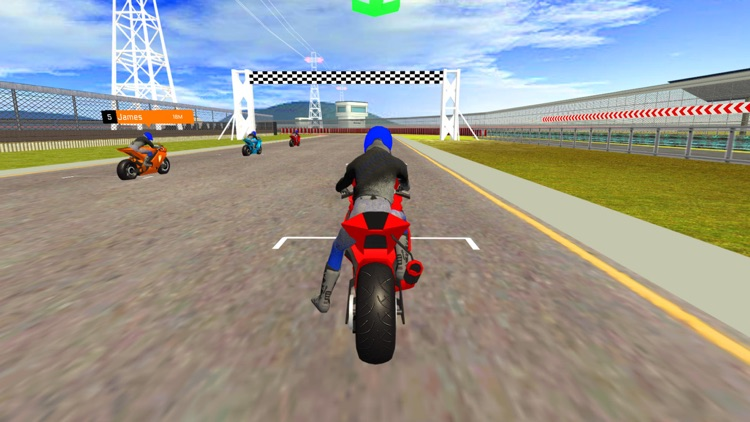 Real Bike Racing Game