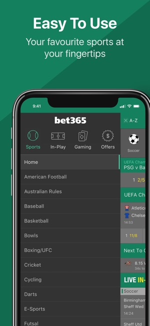 bet365 - Sports Betting on the App Store