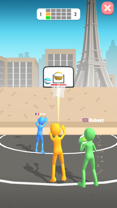 Five Hoops screenshot 1
