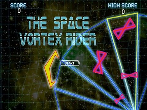 The Space Vortex Rider LT - náhled