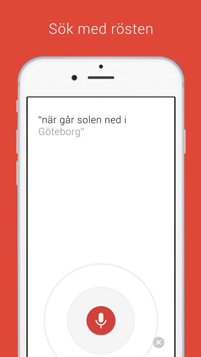Screenshot for Google Chrome in Sweden App Store