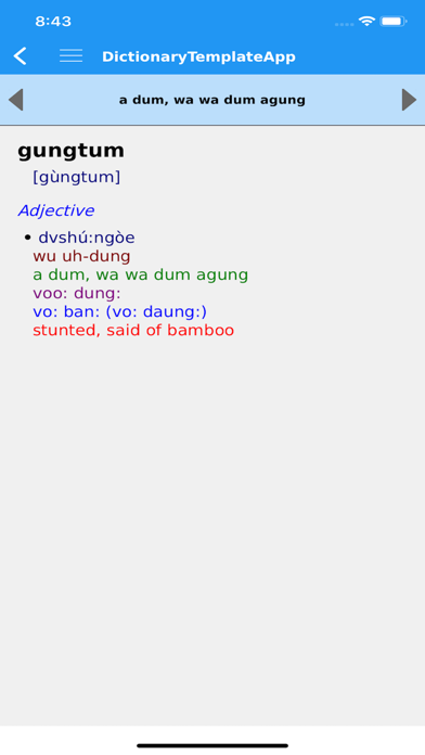messages.download Kachin dictionary software