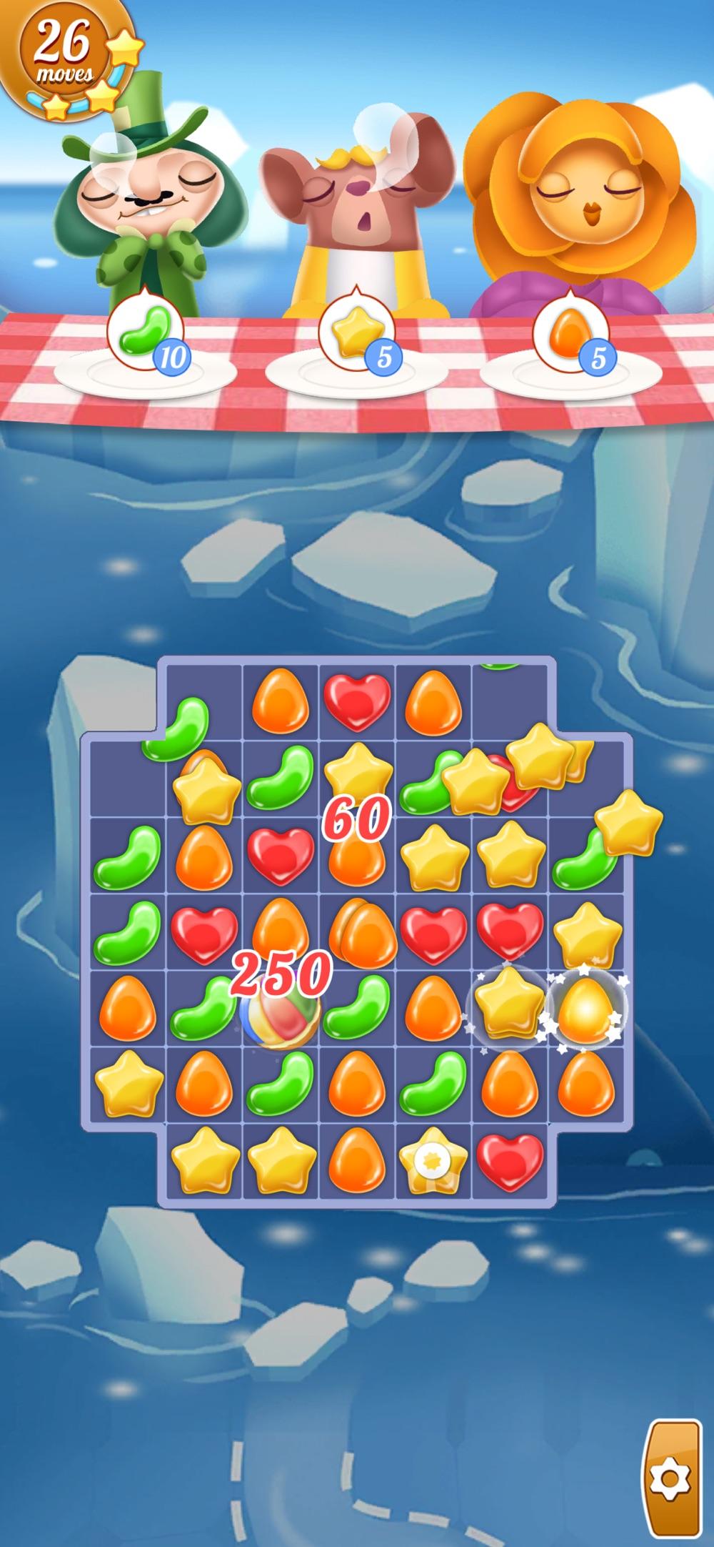 Juicy Candy Blast Cheat Codes