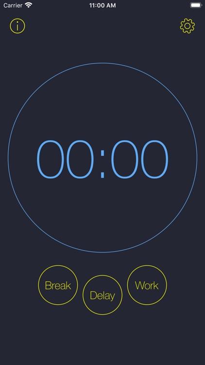 Orange - Focus Timer