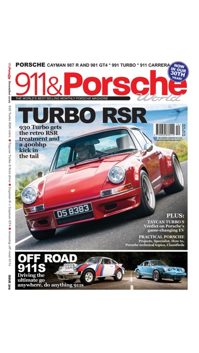 911 & Porsche World Magazine Screenshot