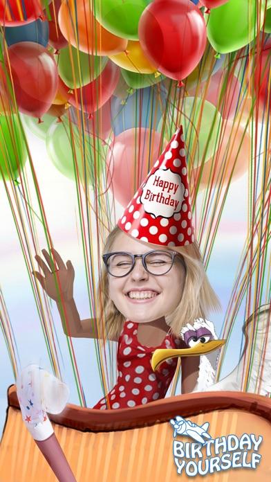 誕生日ユアセルフ - のGIF動画のおすすめ画像1