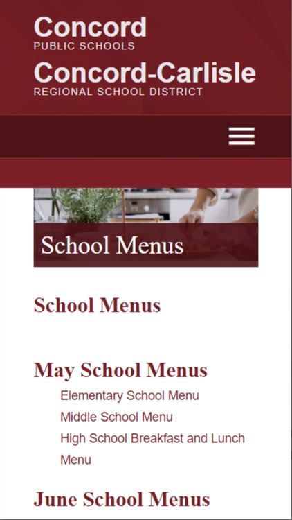 Concord Public Schools