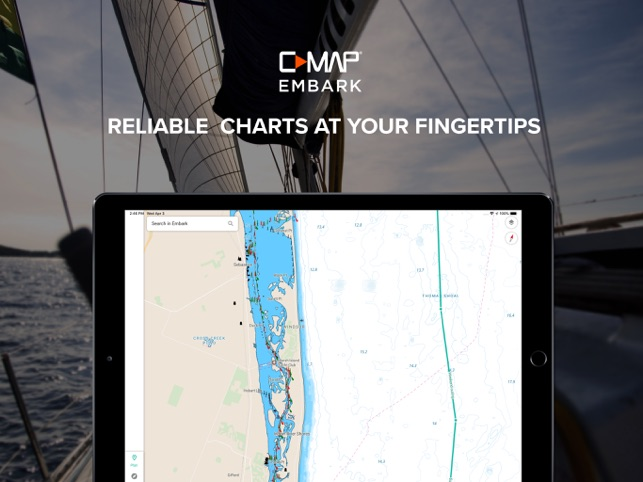 Embark: Boating and Navigation on the App Store