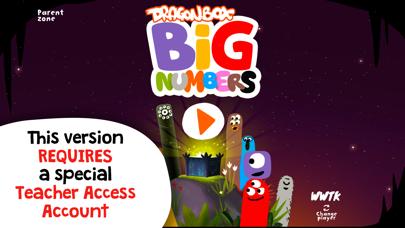 Screenshot #2 pour Login Access: DB Big Numbers