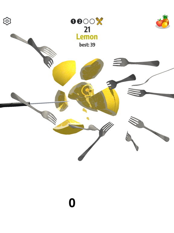 Fork The Fruit screenshot 2