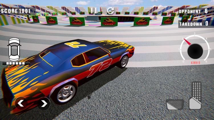 Demolition Derby Real Crash 3D screenshot-3
