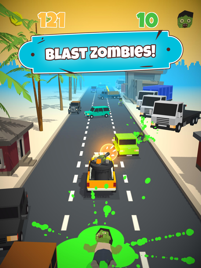 ‎Zombie Splat Screenshot