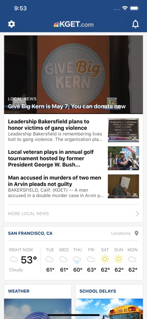 KGET 17 News on the App Store