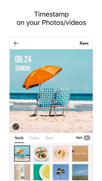 ByTime - Date Stamp screenshot 1