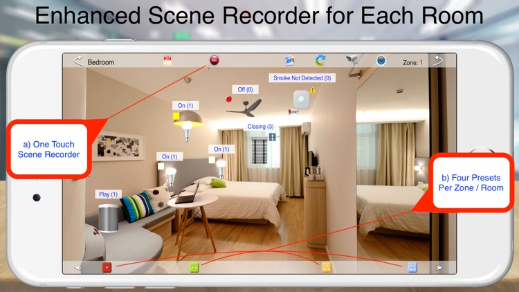 HOS Smart Home All In One Live screenshot-3