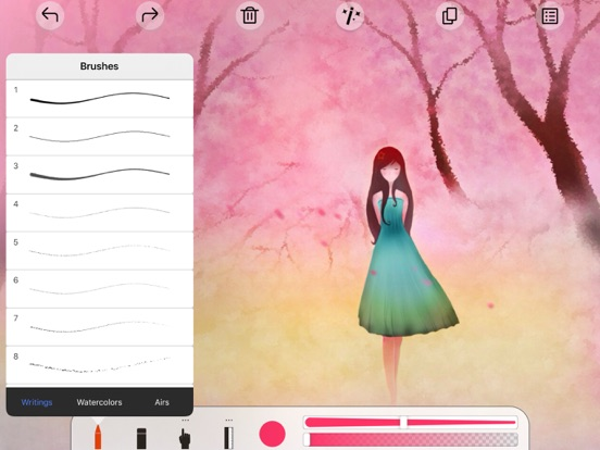 Sketch Tree Pro - My Art Pad Screenshots
