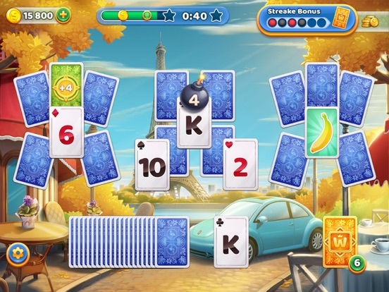 Solitaire Cruise screenshot 8