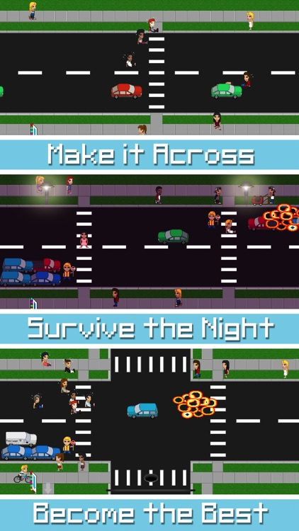 Crosswalk: The Game screenshot-0