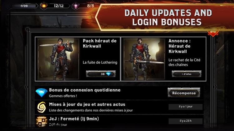 Heroes of Dragon Age screenshot-4