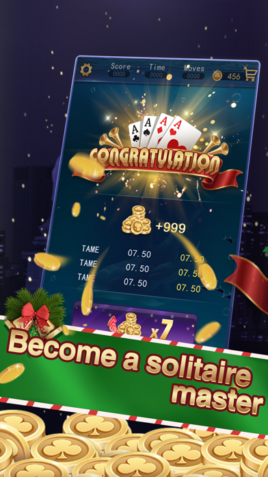 Classic Solitaire 2019 screenshot 9