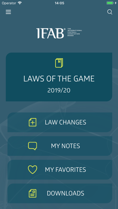 Download Laws of the Game for Android