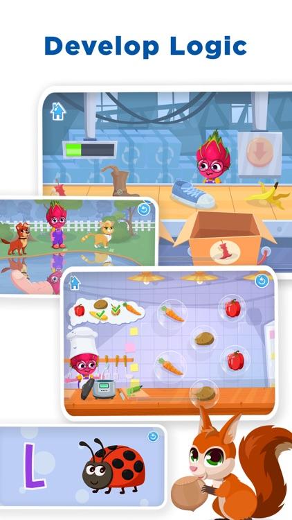 Keiki Preschool Learning Games screenshot-4