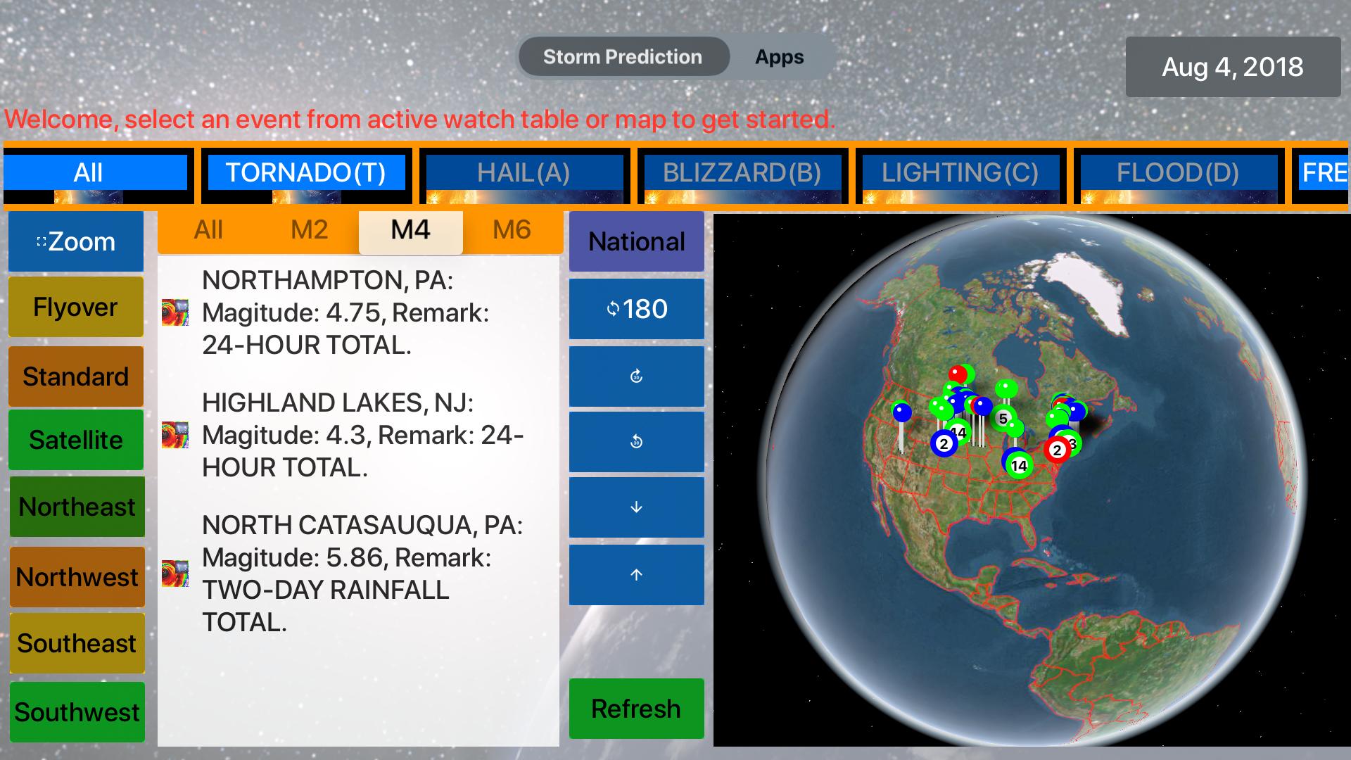 Instant NOAA Storm Pro screenshot 12