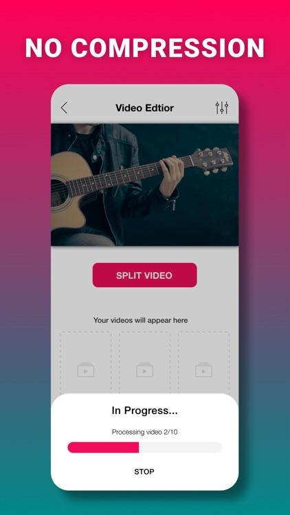 Videos Splitter for Instagram