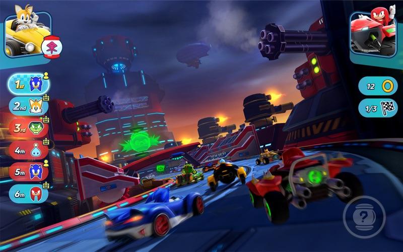 Sonic Racing screenshot 2