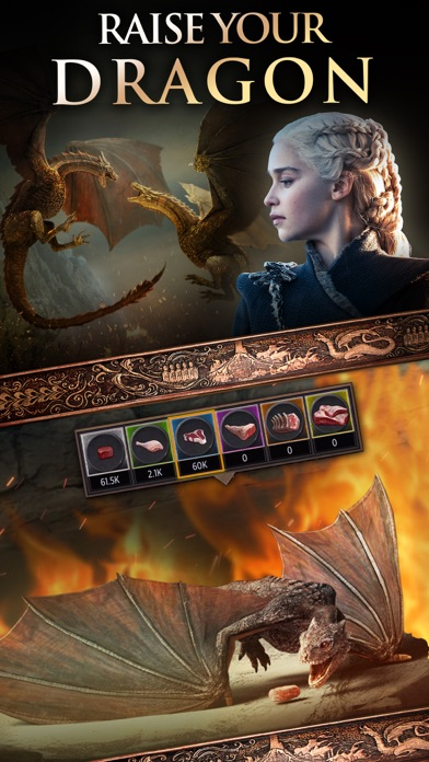 Screenshot of Game of Thrones: Conquest™ App