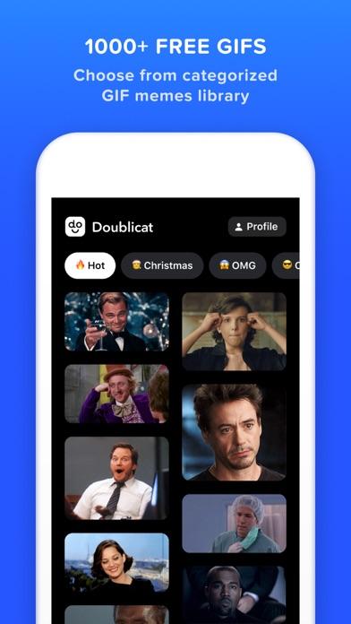 Descargar Doublicat: Face Swap AI-tool para Android