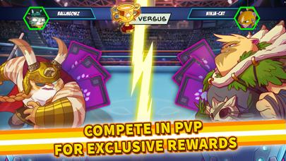 Tap Cats: Epic Card Battle CCG screenshot 5