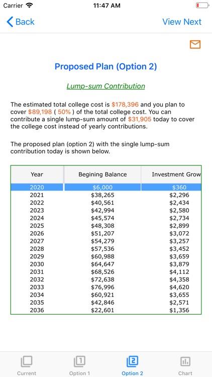 College Savings Plan screenshot-6
