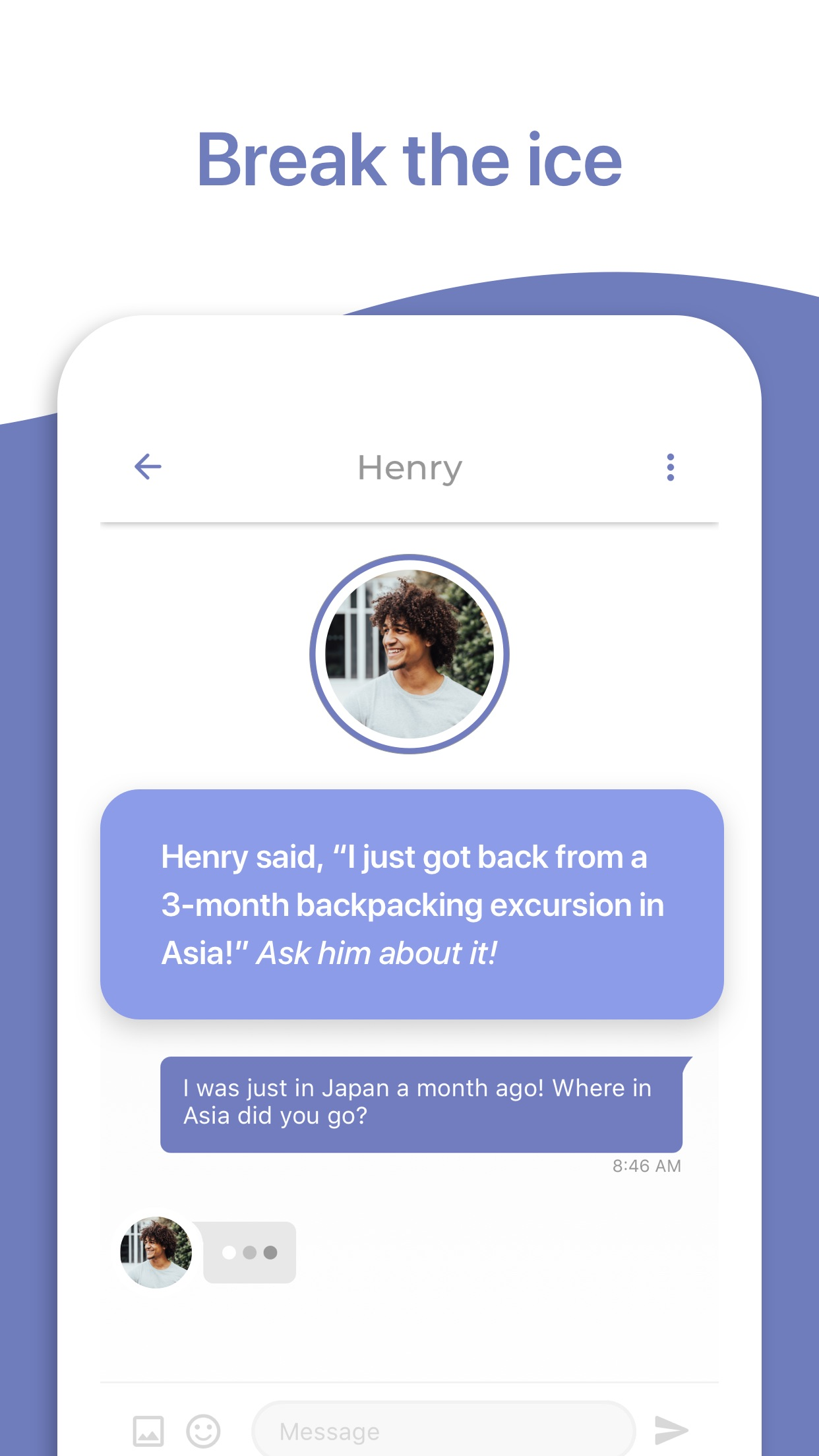 Coffee Meets Bagel Dating App Screenshot