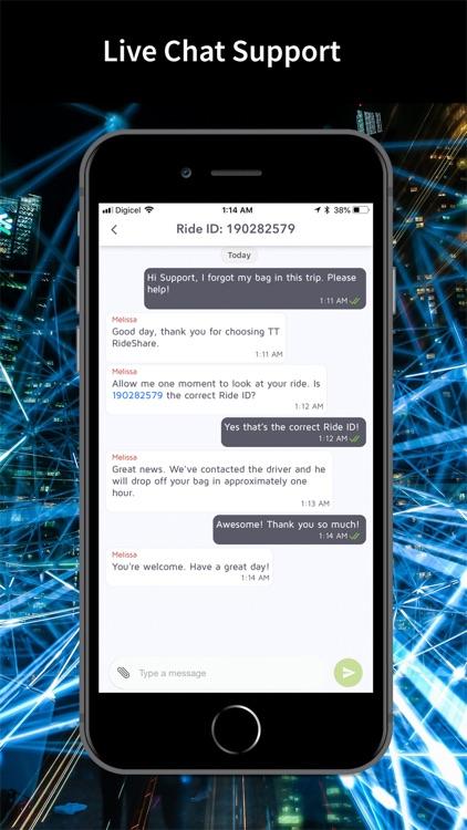 TT RideShare screenshot-3