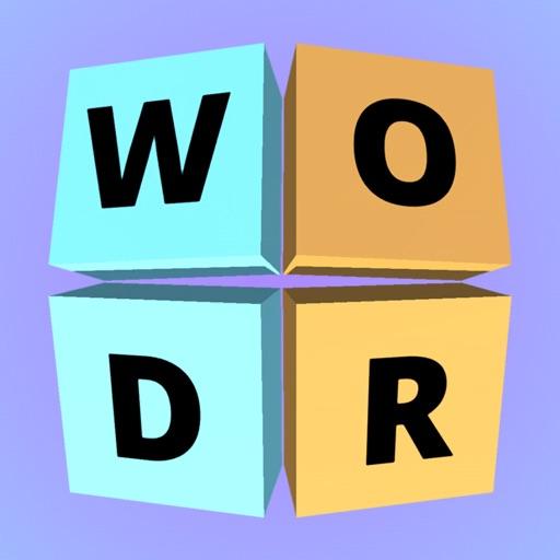 Word Stack - Word Swipe Game