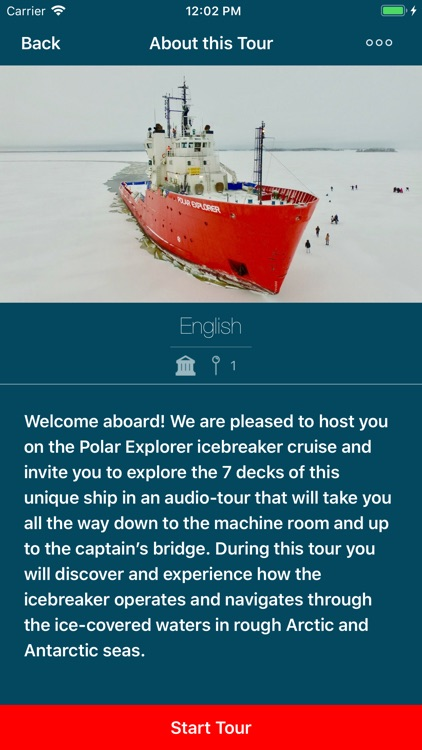 Polar Explorer Icebreaker screenshot-2
