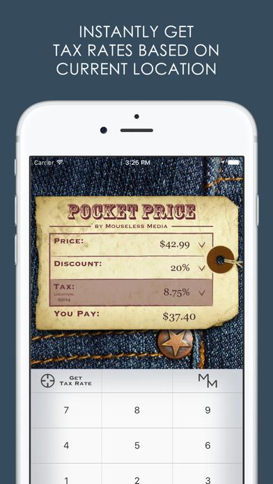 Pocket Price Screenshots