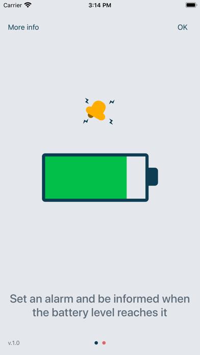 Battery Care Alarmのおすすめ画像2