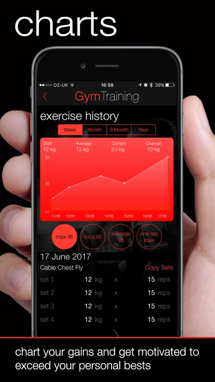 GymTraining Personal Trainer screenshot-3