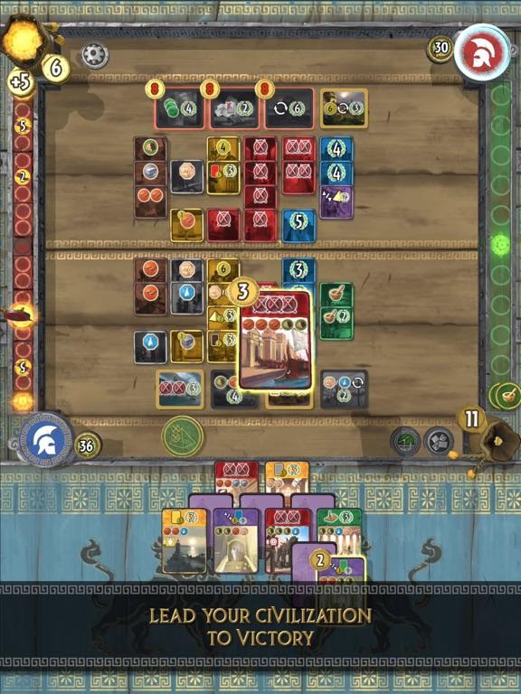 7 Wonders Duel screenshot 10