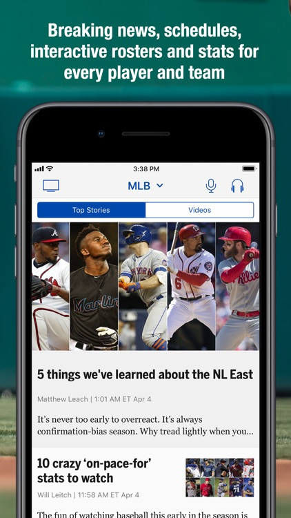 MLB At Bat screenshot-4