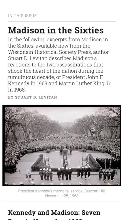 Wisconsin Magazine of History screenshot-5