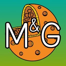 M&G AR Cards: Cellular Biology