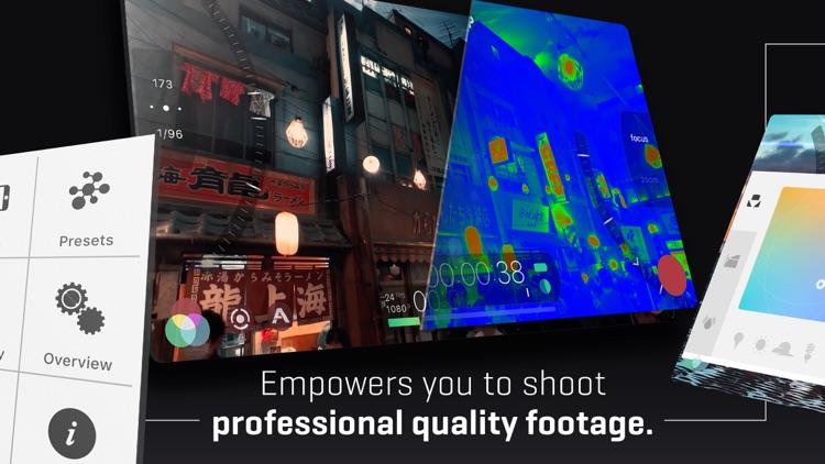 FiLMiC Pro-Manual Video Camera