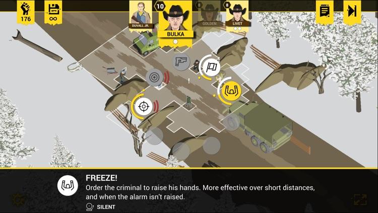 Rebel Cops screenshot-0